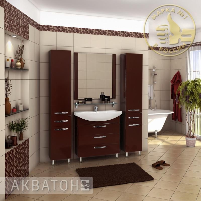 Мебель для ванной акватон