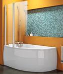 Душевая шторка на ванну Kolpa-san Sole TP 104
