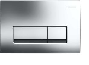 Инсталляция для унитаза Geberit Duofix Plattenbau Delta51 комплект 458.125.21.1