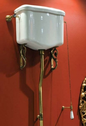 Унитаз напольный с высоким бачком Migliore Bella