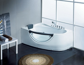 Ванна акриловая Gemy G9046 K 160x95x59