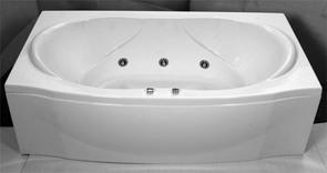 Ванна акриловая BAS Fiesta (ФИЕСТА) 194x90